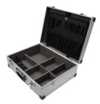 Malette aluminium 460 x 340 x 150 mm