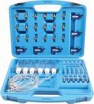 Kit de diagnostic de rail commun avec 24 adaptateurs