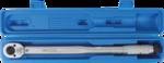Cle dynamometrique + adaptateur + rallonge mle 12,5 mm (1/2) 28 - 210 Nm