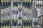 Chariot 8 tiroirs avec des outils 286pc