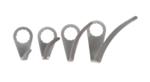 Jeu de couteaux pour demontage de vitres  air comprime art. 3218 7 pieces