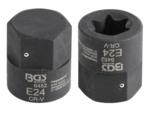 Douille pour etrier de frein profil E pour MAN TGA 30 mm E24