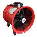 Ventilateur extracteur mobile 300 mm - 500 w