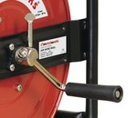 Enrouleur air comprime manuel 30m - 8mm