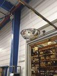 Miroir acrylique usage interieur SPS180 -0,63kg