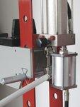 Presse hydraulique d'etabli hydropneumatique 20 t
