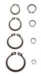 Assortiment de circlips exterieurs 3 - 32 mm 300 pieces