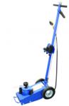 Cric hydraulique-pneumatique mobile 22 t