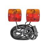 Kit d'eclairage magnethique 7,5+2,5M c ble