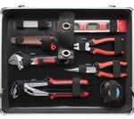 Jeu d'outils en aluminium de 129 pieces