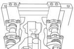Coffret de calage pour BMW N43