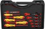 Coffret d'outils isoles 1000V 31 pcs