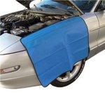 Tapis magnetique de protection carrosserie