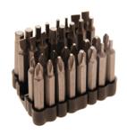 Ensemble de bits de securite de 33 pieces 50 mm