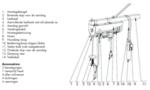 Palan electrique 125/250 kg