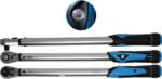 Cle dynamometrique d'atelier, 1/2, 40-200 Nm