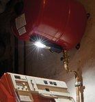 Lampe main LED Akku HL DA 61 M3H2 - 6+1