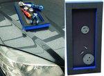 1/3 plateau de chariot d'atelier avec sol magnetique