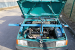 Support de moteur avec Crossbeam, 400-1400 mm, 500 kg