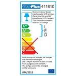 Plafonnier / luminaire de surface 12V 240lm75x18mm