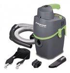Aspirateur portable sans sac 1000w, 6l (poussiere)