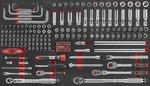 Servante d'atelier Jumbo 610 outils