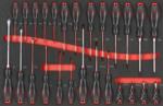 Servante d'atelier Practical 405 outils