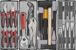 Chariot outils pratique 376 pieces