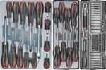 Chariot outils pratique 325 pieces