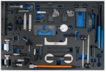 Atelier Trolley 7 tiroirs Moteur Timing Tool Sets
