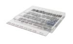 Jeu de supports de bits et de bits cran de vente 6,3 mm (1/4) lecteur 340 pcs