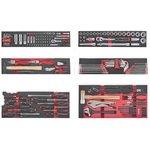 Boite outils 5 niveaux avec outils 152pc (EVA)