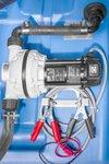 Cuve adblue 220 liters pe pompe 12v, tuyau + pistolet auto