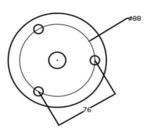 Bras de taraudage electrique de m2 m12 - 915 mm