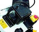 Scie ruban mobile diameter 180 mm - engrenage - 230V