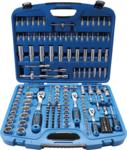 Coffret de Douilles Gear Lock 6,3 mm (1/4) / 10 mm (3/8) / 12,5 mm (1/2) 192 pieces