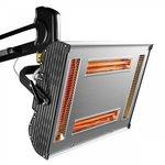 S echoir peinture infrarouge avec 4 lampes