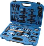 Coffre a outils pour cles a douilles 67 pieces