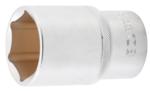 Douille pour cle, six pans, profonde 12,5 mm (1/2) 38 mm