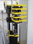 Compresseur pneumatique a ressorts helicoidaux 1600Kg