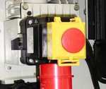 Scie ruban mobile diametre 178 mm - cordon / courroie - 230V