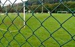 Harmonica Accordo PVC vert Accordo Ral 6005 50x3,0 x 125 cm