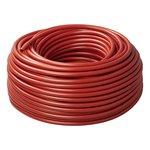 Tuyau pour eau potable rouge 100M / 10x15mm