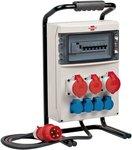 BSV 4 IP44 2m H07RN-F5G4.0 2x32A distributeur de puissance mobile + 1x16A