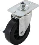 Roulette pivotante pour chariot porte-outils BGS-4105