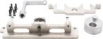 Ensemble d'outils de montage a cha ne pour moteur Mercedes 651