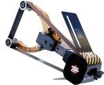 Dispositif de poncage pour tour - systeme de guidage automatique 25x762mm