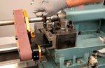 Meuleuse pour tour - systeme de guidage automatique 50x915mm