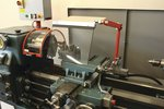 Protection de mandrin avec ecran monolithique diametre 400mm