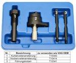 Motor-Einstellsatz fur VAG 1.2 TFSI, 4-tlg